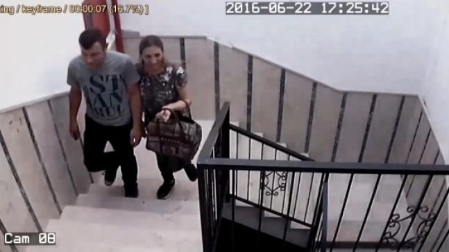 Pursaklar'da Hırsızlıklar İş Başında