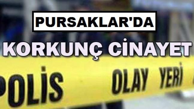 Pursaklar'da Kan Aktı: 3 Ölü