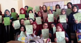 Pursaklar'da İyilik Ağacımız Yeşersin projesi