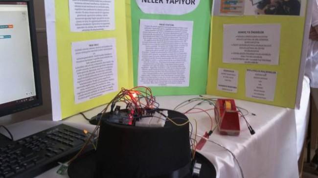 Engelliler İçin Akıllı Şapka Geliştirdiler