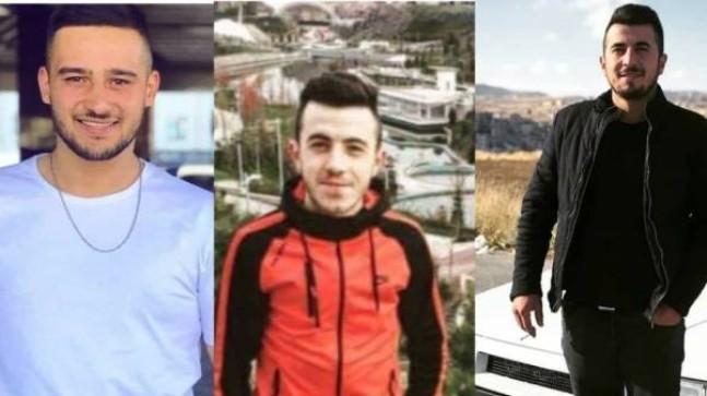 Pursaklar da 3 genç ölü bulundu