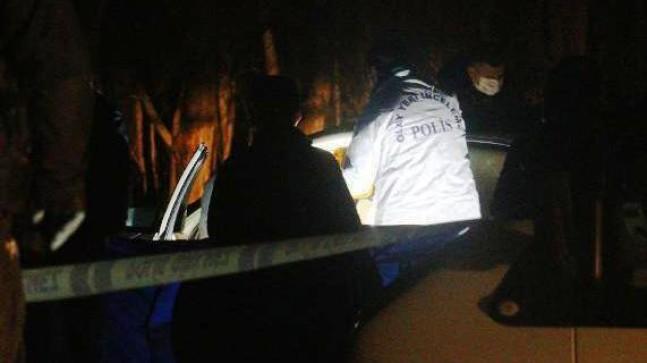 Pursaklar'da arazide 1 kişi ölü bulundu